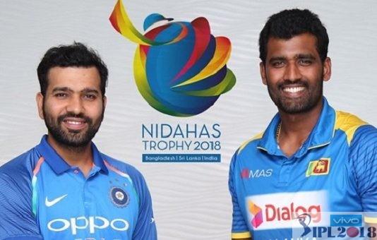 Nidhas Trophy 2018 Match 4 India Vs Sri Lanka