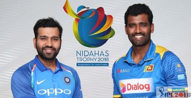 Nidhas Trophy 2018 Match 4 India Vs Sri Lanka