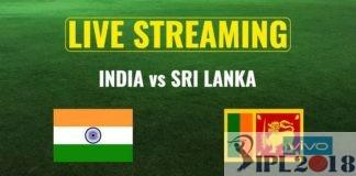 India vs Sri Lanka 1st T20 Live Streaming