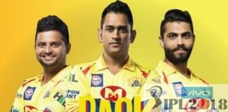 Chennai Superkings New Jersey