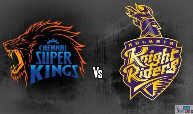 CSK vs KKR 5th T20 IPL 2018 Live Streaming