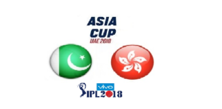 Pakistan vs Hong Kong Live Streaming